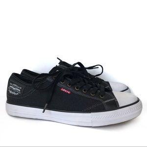 Levi's Stan Buck Canvas Sneakers